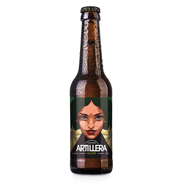 Cerveza kalipa artillera 2