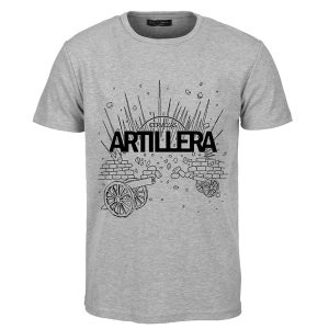 camiseta artillera