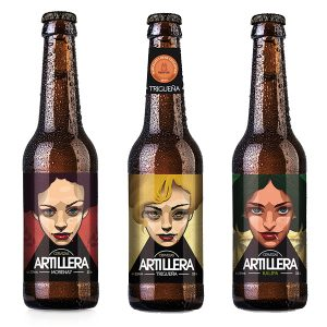 cerveza artesana mixta artillera